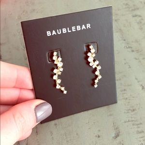 NWT Baublebar Ear Crawlers